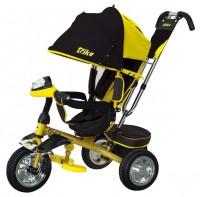 """Трехколесный велосипед Trike T4, 10""""/8"""" пласт. колеса, поворотное сиденье"""
