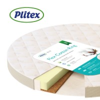 "Матрас Plitex ""Flex Cotton Ring"" 74х74"
