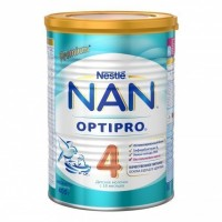 Смесь NAN (Nestle) 4 Optipro (с 18 месяцев) 400гр
